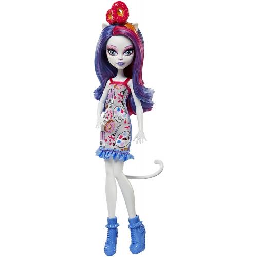 Monster High Кэтрин де Мяу 'Сладкая вечеринка' Бишкек и Ош купить в магазине игрушек LEMUR.KG доставка по всему Кыргызстану