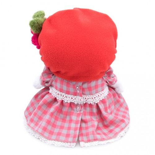 Мягкая игрушка Кошечка Ли-Ли Baby в красной шапочке Бишкек и Ош купить в магазине игрушек LEMUR.KG доставка по всему Кыргызстану