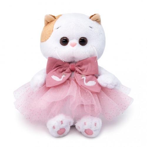 Мягкая игрушка Кошечка Ли-Ли Baby в юбке с блестками Бишкек и Ош купить в магазине игрушек LEMUR.KG доставка по всему Кыргызстану