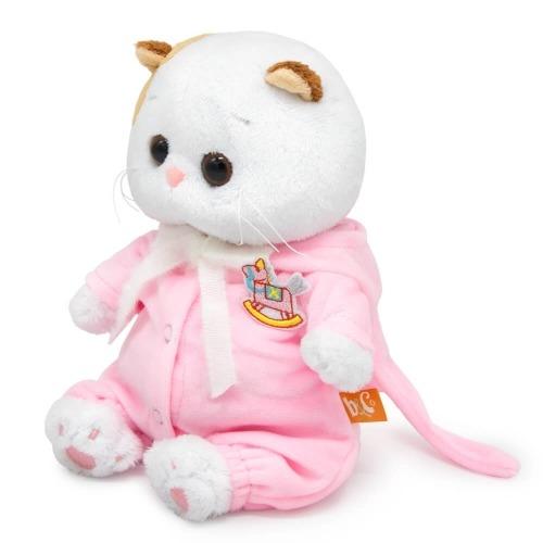 Мягкая игрушка Кошечка Ли-Ли Baby в спальном комбинезоне Бишкек и Ош купить в магазине игрушек LEMUR.KG доставка по всему Кыргызстану