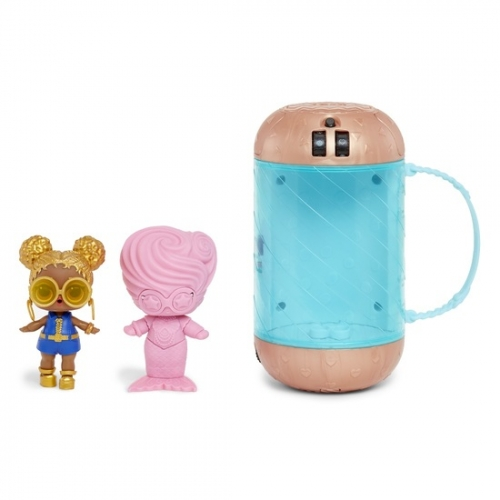 Кукла LOL Surprise Under Wraps eye spy (оригинал) Бишкек и Ош купить в магазине игрушек LEMUR.KG доставка по всему Кыргызстану