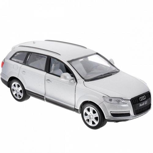 Welly модель машины 1:34-39 Audi Q7 Бишкек и Ош купить в магазине игрушек LEMUR.KG доставка по всему Кыргызстану