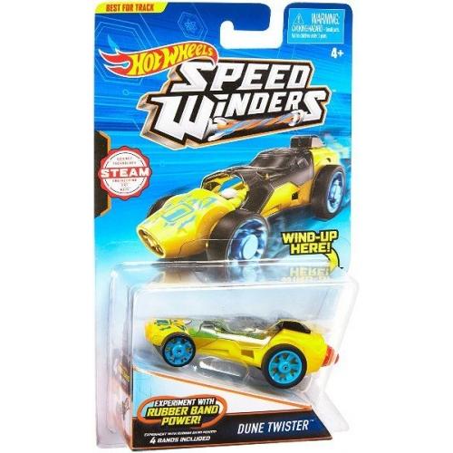 Трек Hot Wheels 'Турбо скорость'. Желтая Бишкек и Ош купить в магазине игрушек LEMUR.KG доставка по всему Кыргызстану