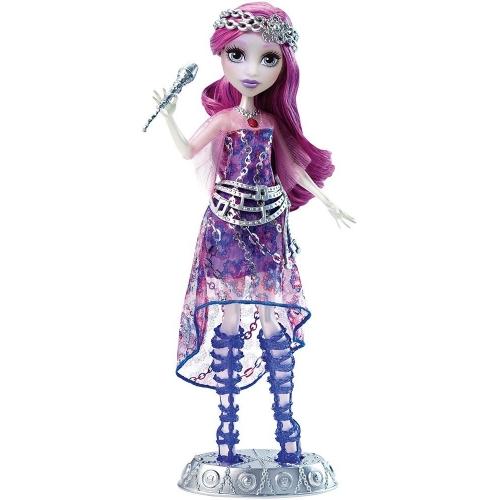Поющая кукла Monster High Поп-звезда Ари Хантингтон Бишкек и Ош купить в магазине игрушек LEMUR.KG доставка по всему Кыргызстану