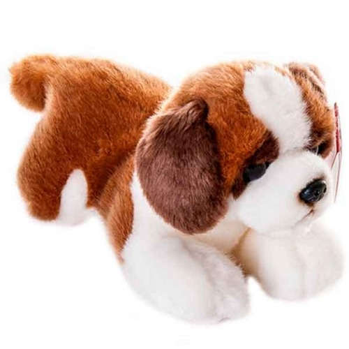 Мягкая игрушка Aurora Сенбернар щенок 22 см Бишкек и Ош купить в магазине игрушек LEMUR.KG доставка по всему Кыргызстану