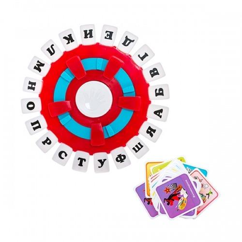 Игра настольная 'Слово за словом' Бишкек и Ош купить в магазине игрушек LEMUR.KG доставка по всему Кыргызстану