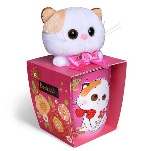 Подарочный набор Серия Enjoy Кошечка Ли-Ли Бишкек и Ош купить в магазине игрушек LEMUR.KG доставка по всему Кыргызстану