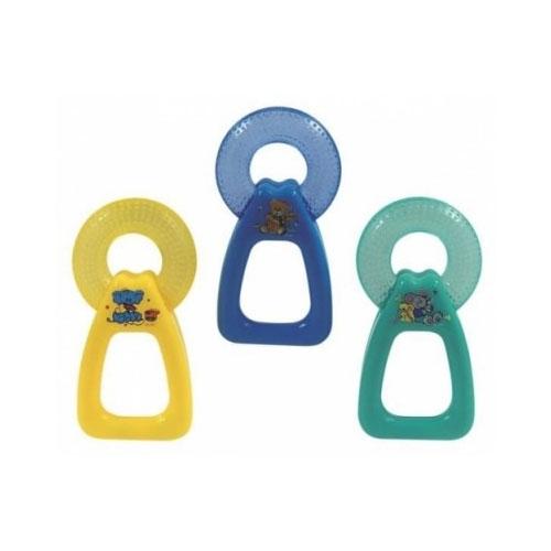 NUBY Прорезыватель-термо с водой кольцо с ручкой Бишкек и Ош купить в магазине игрушек LEMUR.KG доставка по всему Кыргызстану
