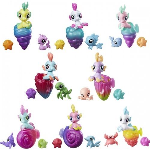 My Little Pony 'Мерцание' пони-подружки Бишкек и Ош купить в магазине игрушек LEMUR.KG доставка по всему Кыргызстану