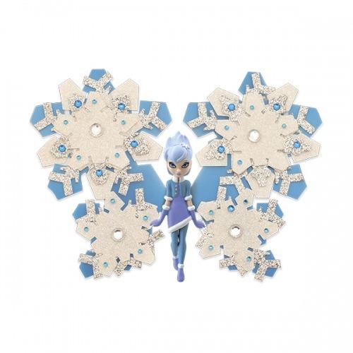 Игровой набор Shimmer Wing Фея Снежинка Бишкек и Ош купить в магазине игрушек LEMUR.KG доставка по всему Кыргызстану