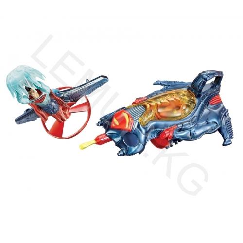 Боевой космический корабль Супермена Бишкек и Ош купить в магазине игрушек LEMUR.KG доставка по всему Кыргызстану