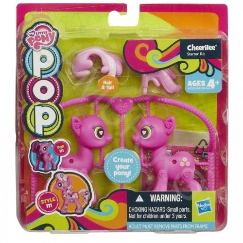 Игровой My Little Pony Черили из серии 'Создай свою пони' Бишкек и Ош купить в магазине игрушек LEMUR.KG доставка по всему Кыргызстану