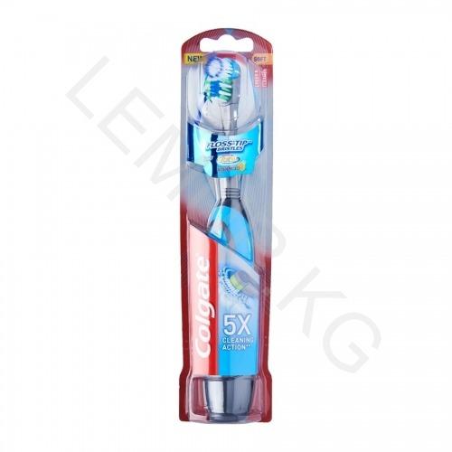 Электрическая зубная щетка для взрослых Colgate 360 'Тотал' Бишкек и Ош купить в магазине игрушек LEMUR.KG доставка по всему Кыргызстану