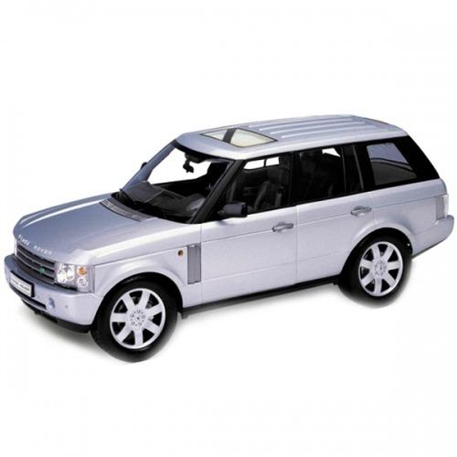 Welly модель машины 1:18 Land Rover Range Rover Бишкек и Ош купить в магазине игрушек LEMUR.KG доставка по всему Кыргызстану