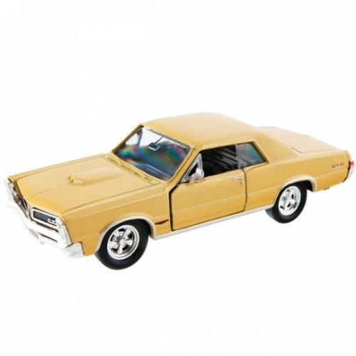 Welly модель машины 1:34-39 Pontiac GTO 1965 Бишкек и Ош купить в магазине игрушек LEMUR.KG доставка по всему Кыргызстану