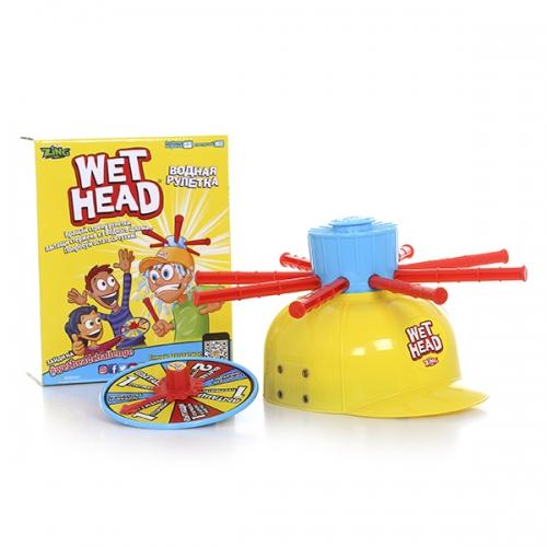 Игрушка Wet Head Водная Рулетка Бишкек и Ош купить в магазине игрушек LEMUR.KG доставка по всему Кыргызстану