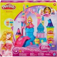 Игровой Play-Doh 'Чудесный замок Авроры' Бишкек и Ош купить в магазине игрушек LEMUR.KG доставка по всему Кыргызстану