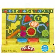 Игровой Play-Doh 'Учимся считать' Бишкек и Ош купить в магазине игрушек LEMUR.KG доставка по всему Кыргызстану