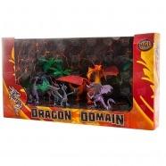 Игровой набор Драконы 6 шт + 2 дерева (в ассорт.) Бишкек и Ош купить в магазине игрушек LEMUR.KG доставка по всему Кыргызстану