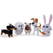 Мягкая игрушка 'Тайная жизнь домашних животных' Снежок Бишкек и Ош купить в магазине игрушек LEMUR.KG доставка по всему Кыргызстану