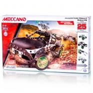 Meccano Раллийная машина с мотором (25 моделей) Бишкек и Ош купить в магазине игрушек LEMUR.KG доставка по всему Кыргызстану