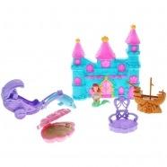 Игровой набор Boley Маленький замок Русалочки Бишкек и Ош купить в магазине игрушек LEMUR.KG доставка по всему Кыргызстану