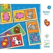 Djeco Домино Нимо Бишкек и Ош купить в магазине игрушек LEMUR.KG доставка по всему Кыргызстану