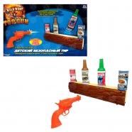 Безопасный ИК-тир Wild West Top Gun Бишкек и Ош купить в магазине игрушек LEMUR.KG доставка по всему Кыргызстану