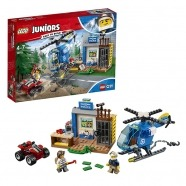 LEGO: Погоня горной полиции Бишкек и Ош купить в магазине игрушек LEMUR.KG доставка по всему Кыргызстану