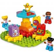 LEGO: Моя первая карусель Бишкек и Ош купить в магазине игрушек LEMUR.KG доставка по всему Кыргызстану