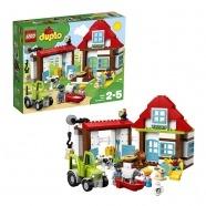 LEGO: День на ферме Бишкек и Ош купить в магазине игрушек LEMUR.KG доставка по всему Кыргызстану