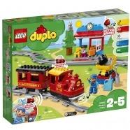 Игрушка Дупло Поезд на паровой тяге Бишкек и Ош купить в магазине игрушек LEMUR.KG доставка по всему Кыргызстану