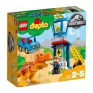 Игрушка Дупло Jurassic World Башня Ти-Рекса™ Бишкек и Ош купить в магазине игрушек LEMUR.KG доставка по всему Кыргызстану