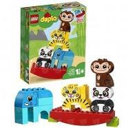 LEGO: Мои первые цирковые животные Бишкек и Ош купить в магазине игрушек LEMUR.KG доставка по всему Кыргызстану