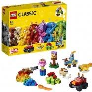 LEGO: Базовый набор кубиков Бишкек и Ош купить в магазине игрушек LEMUR.KG доставка по всему Кыргызстану