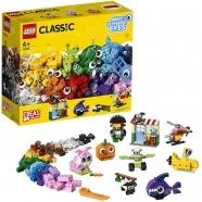 LEGO: Классика Кубики и глазки Бишкек и Ош купить в магазине игрушек LEMUR.KG доставка по всему Кыргызстану