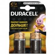 Батарейки Duracell Basic C (2 шт.) Бишкек и Ош купить в магазине игрушек LEMUR.KG доставка по всему Кыргызстану