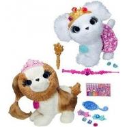 FurReal Friends 'Модные зверята' Белый щенок-принцесса Бишкек и Ош купить в магазине игрушек LEMUR.KG доставка по всему Кыргызстану