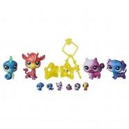 Набор игрушек Littlest Pet Shop 11 космических петов Бишкек и Ош купить в магазине игрушек LEMUR.KG доставка по всему Кыргызстану