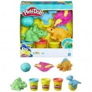 Игровой набор Play-Doh 'Малыши-Динозаврики' Бишкек и Ош купить в магазине игрушек LEMUR.KG доставка по всему Кыргызстану