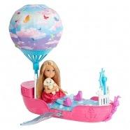 Игровой набор Барби 'Челси и ее сказочный корабль' Бишкек и Ош купить в магазине игрушек LEMUR.KG доставка по всему Кыргызстану