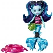 Кукла Monster High Ибби Блю 'Семья Монстров' Бишкек и Ош купить в магазине игрушек LEMUR.KG доставка по всему Кыргызстану