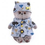 Мягкая игрушка Басик пижаме в цветочек Бишкек и Ош купить в магазине игрушек LEMUR.KG доставка по всему Кыргызстану