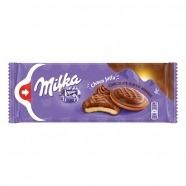 Печенье Milka Choco Jaffa шоколадный мусс, 128 гр Бишкек и Ош купить в магазине игрушек LEMUR.KG доставка по всему Кыргызстану