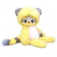 Мягкая игрушка Лори Колори - Эйка (жёлтый) 25 см Бишкек и Ош купить в магазине игрушек LEMUR.KG доставка по всему Кыргызстану