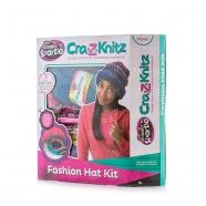 Cra-Z-Knitz Набор для вязания Шапка Бишкек и Ош купить в магазине игрушек LEMUR.KG доставка по всему Кыргызстану