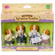 Sylvanian Families 'Семья Собачек' Бишкек и Ош купить в магазине игрушек LEMUR.KG доставка по всему Кыргызстану