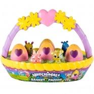 Игровой набор Hatchimals 'Весенняя корзина' Бишкек и Ош купить в магазине игрушек LEMUR.KG доставка по всему Кыргызстану