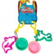 Набор-брелок Play-Doh Баночка и штамп Бишкек и Ош купить в магазине игрушек LEMUR.KG доставка по всему Кыргызстану