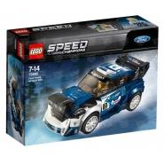 LEGO: Форд Фиеста M-Sport WRC Бишкек и Ош купить в магазине игрушек LEMUR.KG доставка по всему Кыргызстану